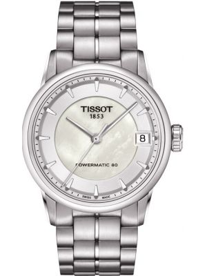 Womens Tissot Powermatic 80 Luxury Automatic T086.207.11.111.00 Watch