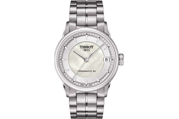 Womens Tissot Powermatic 80 Watch T086.207.11.111.00