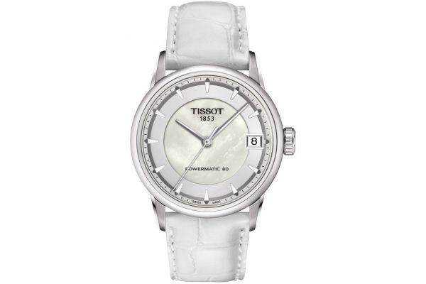 Womens Tissot Powermatic 80 Watch T086.207.16.111.00