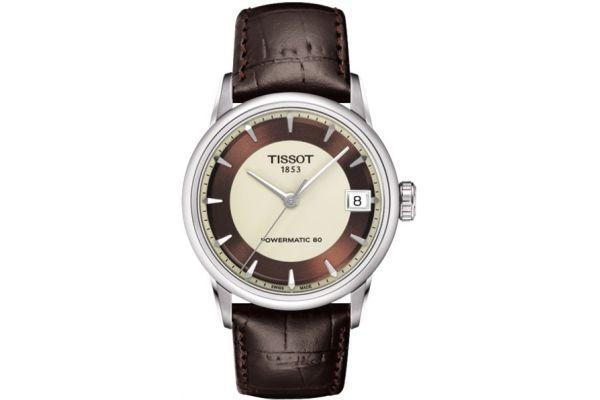 Womens Tissot Powermatic 80 Watch T086.207.16.261.00