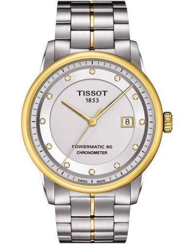 Mens Tissot Powermatic 80 Chronometer Luxury Automatic T086.408.22.036.00 Watch