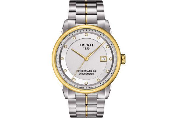 Mens Tissot Powermatic 80 Chronometer Watch T086.408.22.036.00