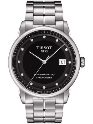 Tissot Powermatic 80 Chronometer T086.408.11.056.00 Watch