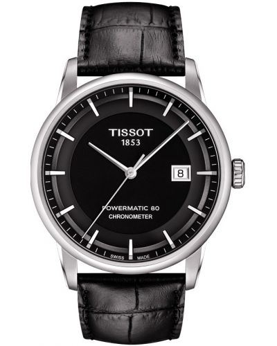 Mens Tissot Powermatic 80 Chronometer Luxury Automatic T086.408.16.051.00 Watch