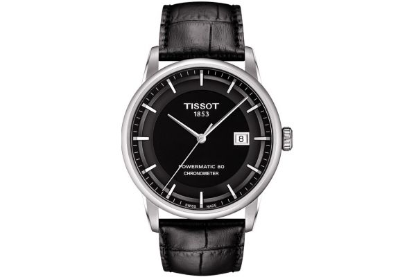 Mens Tissot Powermatic 80 Chronometer Watch T086.408.16.051.00