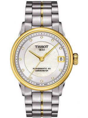 Womens Tissot Powermatic 80 Chronometer Luxury Automatic T086.208.22.116.00 Watch