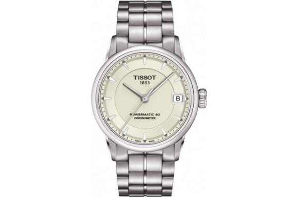 Womens Tissot Powermatic 80 Chronometer Watch T086.208.11.261.00