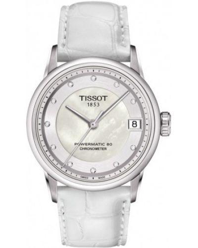 Womens Tissot Powermatic 80 Chronometer Luxury Automatic T086.208.16.116.00 Watch