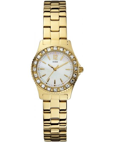 Womens Guess Trend Mini Sparkle W0025L2 Watch