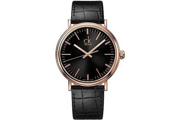 Mens Calvin Klein SURROUND Watch K3W216C1
