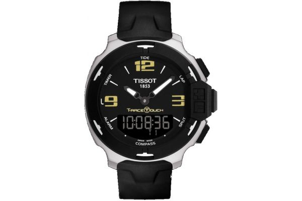 Mens Tissot T Touch Watch T081.420.17.057.00