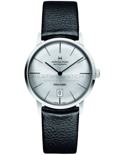 Mens Hamilton Timeless Classic Intra-Matic H38755751 Watch