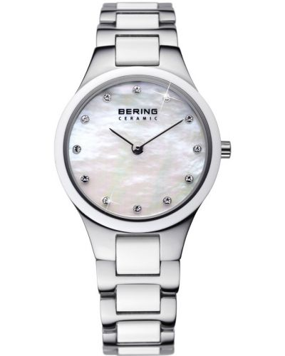 Womens Bering Ceramic White mother of pearl 32327-701 Watch