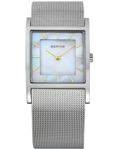 Womens Bering Classic Square mother of pearl 10426-010 Watch