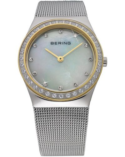 Womens Bering Classic Crystal set stainless steel 12430-010 Watch