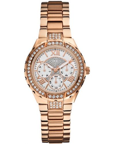 Womens Guess Viva W0111L3 Watch