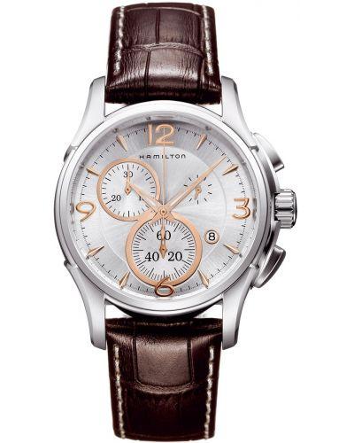 Mens Hamilton American Classic Jazzmaster Chronograph H32612555 Watch