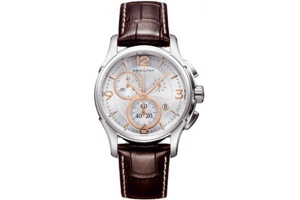 Mens Hamilton American Classic Jazzmaster Watch H32612555