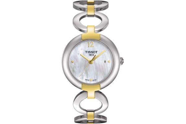 Womens Tissot Pinky Watch T084.210.22.117.00