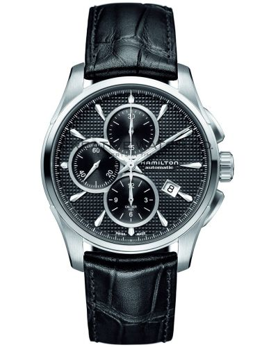 Mens Hamilton American Classic Jazzmaster Caliber H21 Automatic Chronograph H32596731 Watch