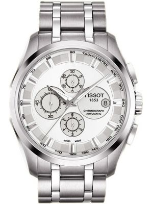 Mens Tissot Couturier Automatic Chronograph T035.627.11.031.00 Watch