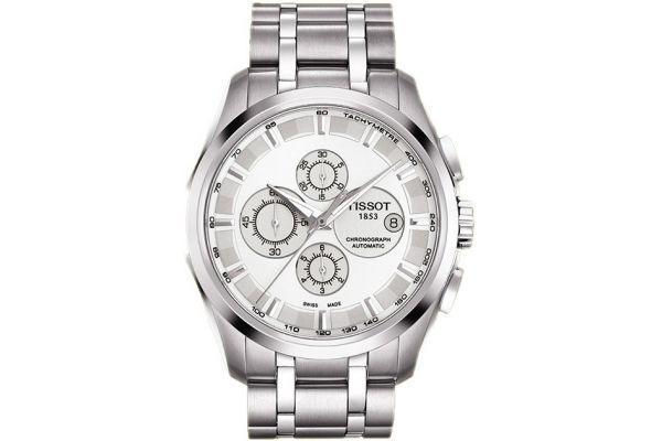 Mens Tissot Couturier Watch T035.627.11.031.00