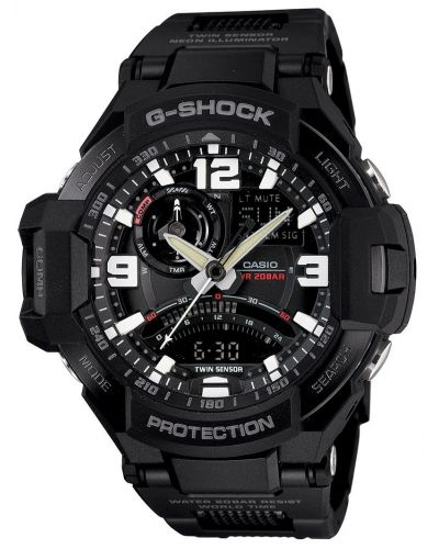Mens Casio G Shock GA-1000FC-1AER Watch