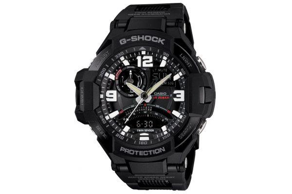 Mens Casio G Shock Watch GA-1000FC-1AER