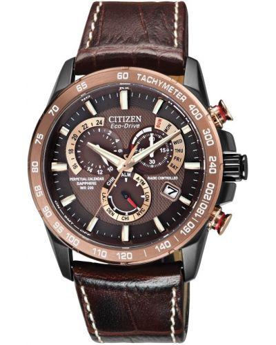 Mens Citizen Perpetual Calendar Perpetual Chrono-AT AT4006-06X Watch