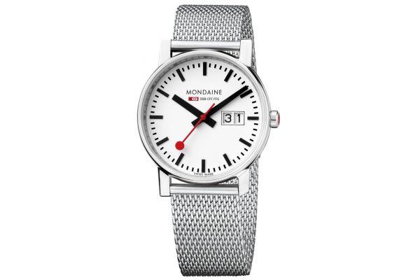 Mens Mondaine Evo Watch A669.30305.11SBM