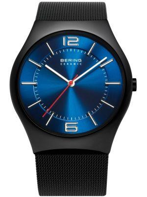 Mens Bering black ion classic 32039-447 Watch