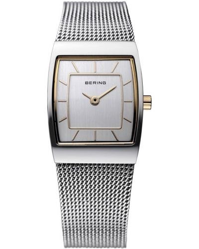 Womens Bering Classic stainless steel gold highlighted 11219-000 Watch