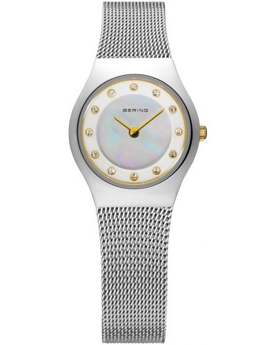 Womens Bering Classic Stainless steel mother of pearl 11923-004 Watch