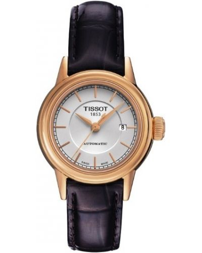 Womens Tissot Carson Automatic T085.207.36.011.00 Watch
