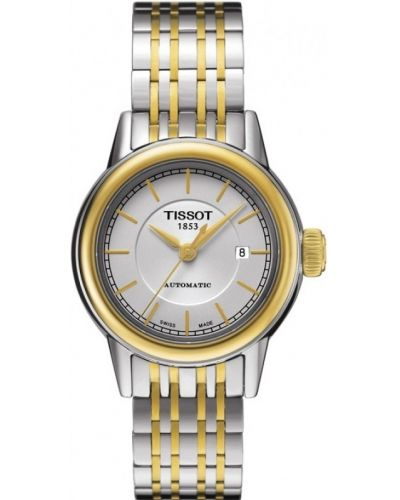 Womens Tissot Carson Automatic T085.207.22.011.00 Watch
