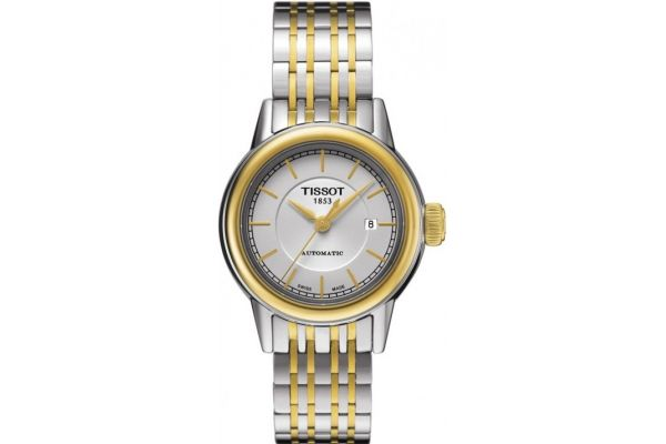 Womens Tissot Carson Watch T085.207.22.011.00