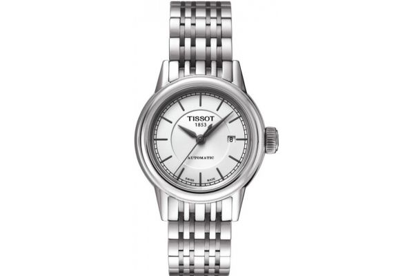 Womens Tissot Carson Watch T085.207.11.011.00