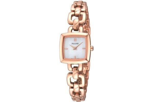 Womens Pulsar  Dress Wear Watch PEGG60X1