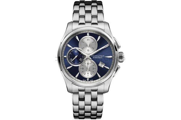 Mens Hamilton American Classic Jazzmaster Watch H32596141