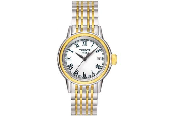 Womens Tissot Carson Watch T085.210.22.013.00