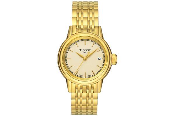 Womens Tissot Carson Watch T085.210.33.021.00