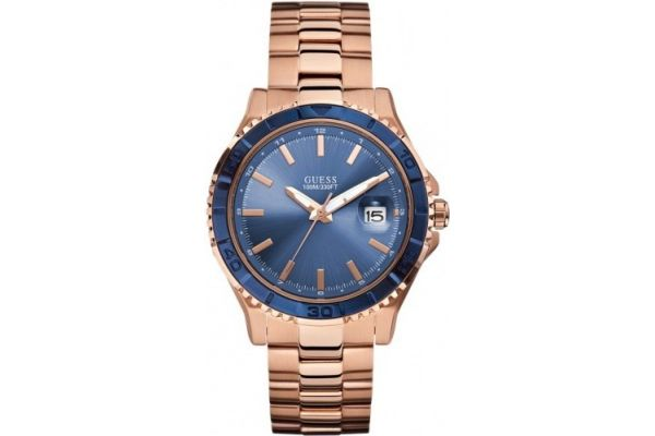 Mens Guess  Watch W0244G3