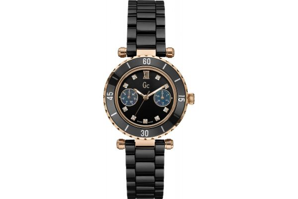 Womens GC Diver Chic Watch X46105L2S