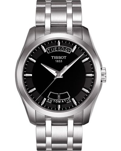 Mens Tissot Couturier T035.407.11.051.00 Watch