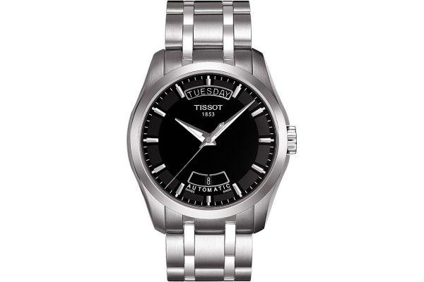 Mens Tissot Couturier Watch T035.407.11.051.00