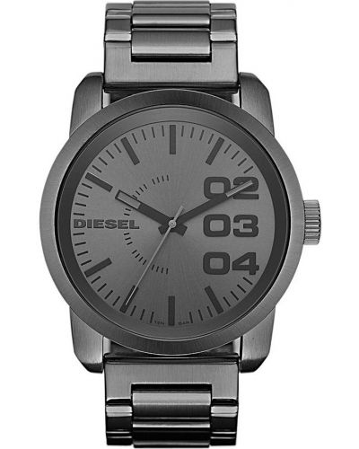 Mens Diesel Double Down gunmetal  DZ1558 Watch
