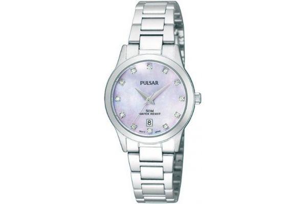 Womens Pulsar  Dress Wear Watch PH7311X1