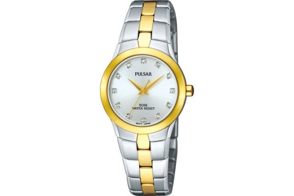 Womens Pulsar  Dress Wear Watch PTC512X1