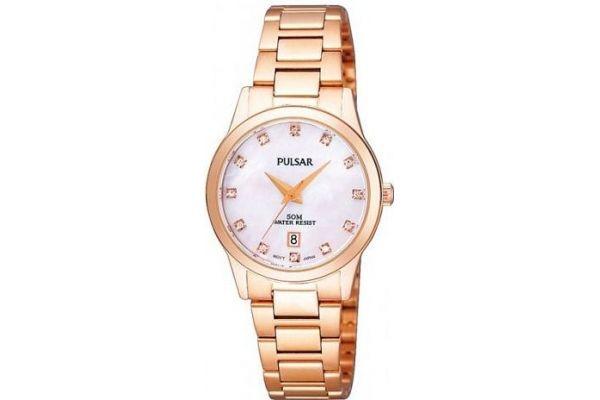 Womens Pulsar  Classic Watch PH7312X1