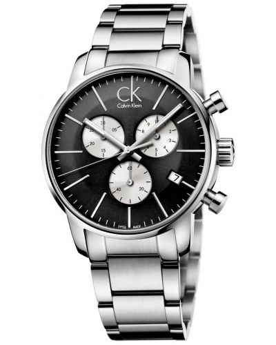 Mens Calvin Klein CITY Chronograph K2G2714X Watch